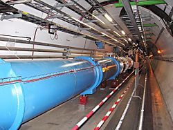 250px-CERN_LHC_Tunnel1