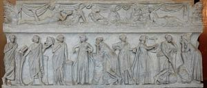 390px-Muses_sarcophagus_Louvre_MR880
